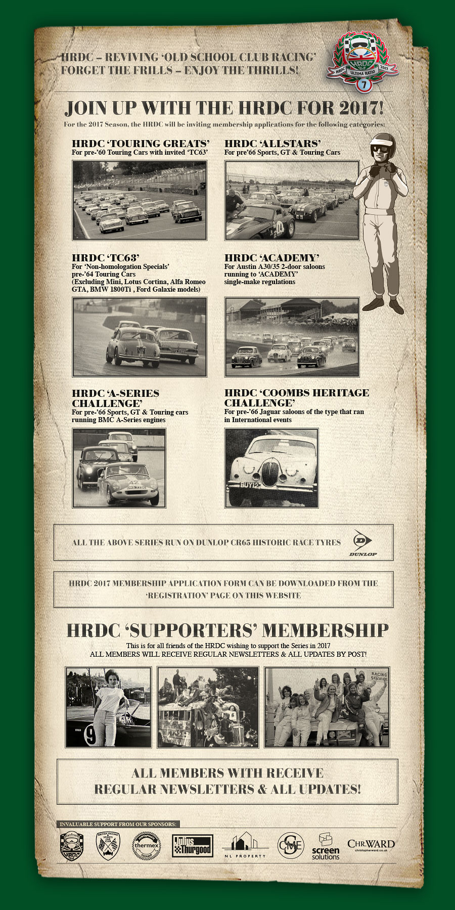 Join up with HRDC for 2017