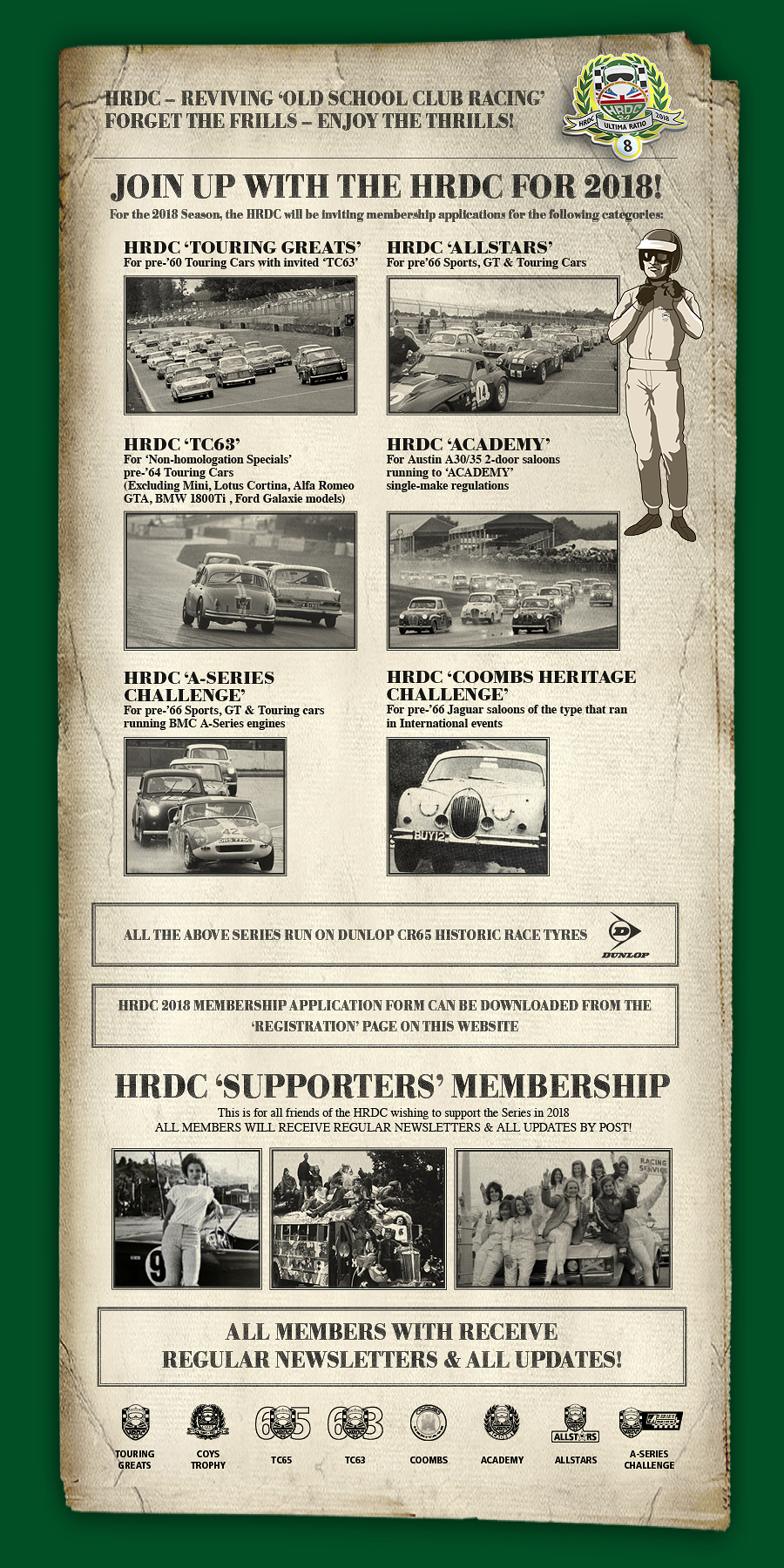 Join up with HRDC for 2018
